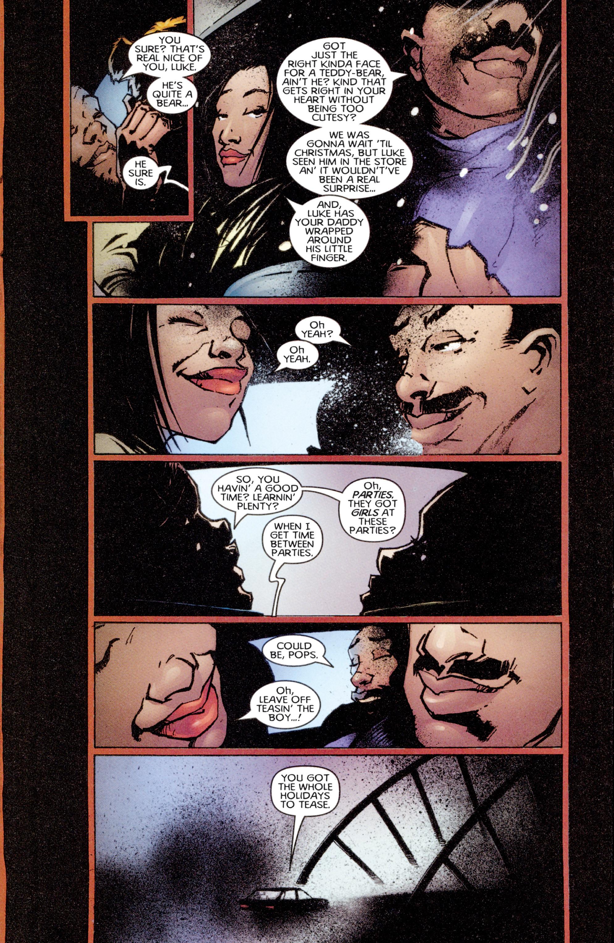 Read online Shadowman (1997) comic -  Issue #3 - 12