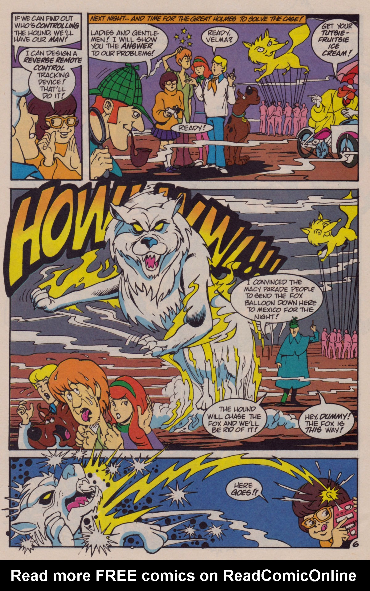 Read online Scooby-Doo (1995) comic -  Issue #11 - 23