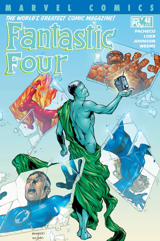 Fantastic Four (1998) 48 Page 1