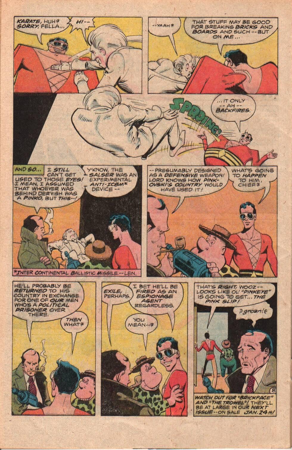 Read online Adventure Comics (1938) comic -  Issue #469 - 32