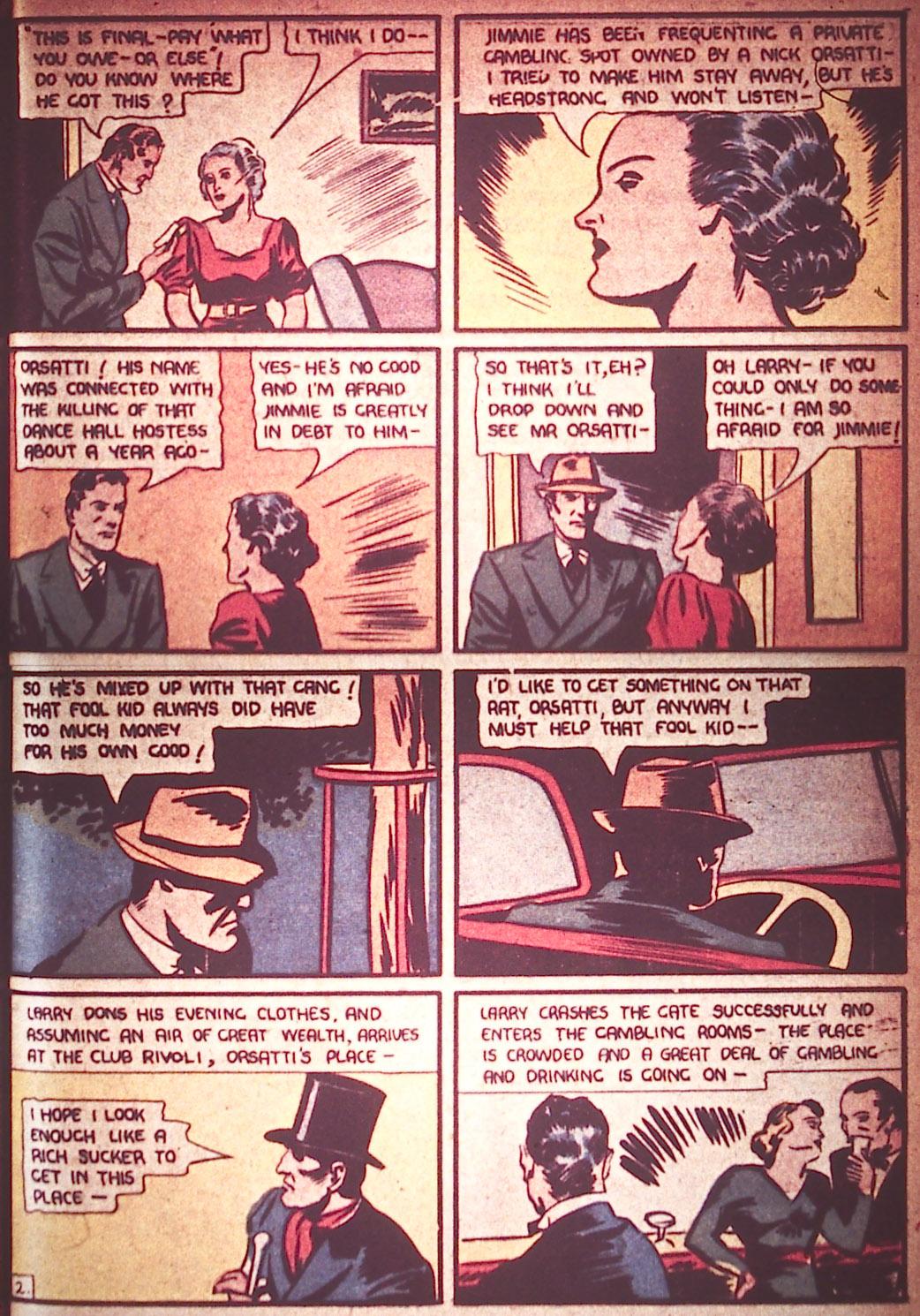 Detective Comics (1937) 10 Page 10