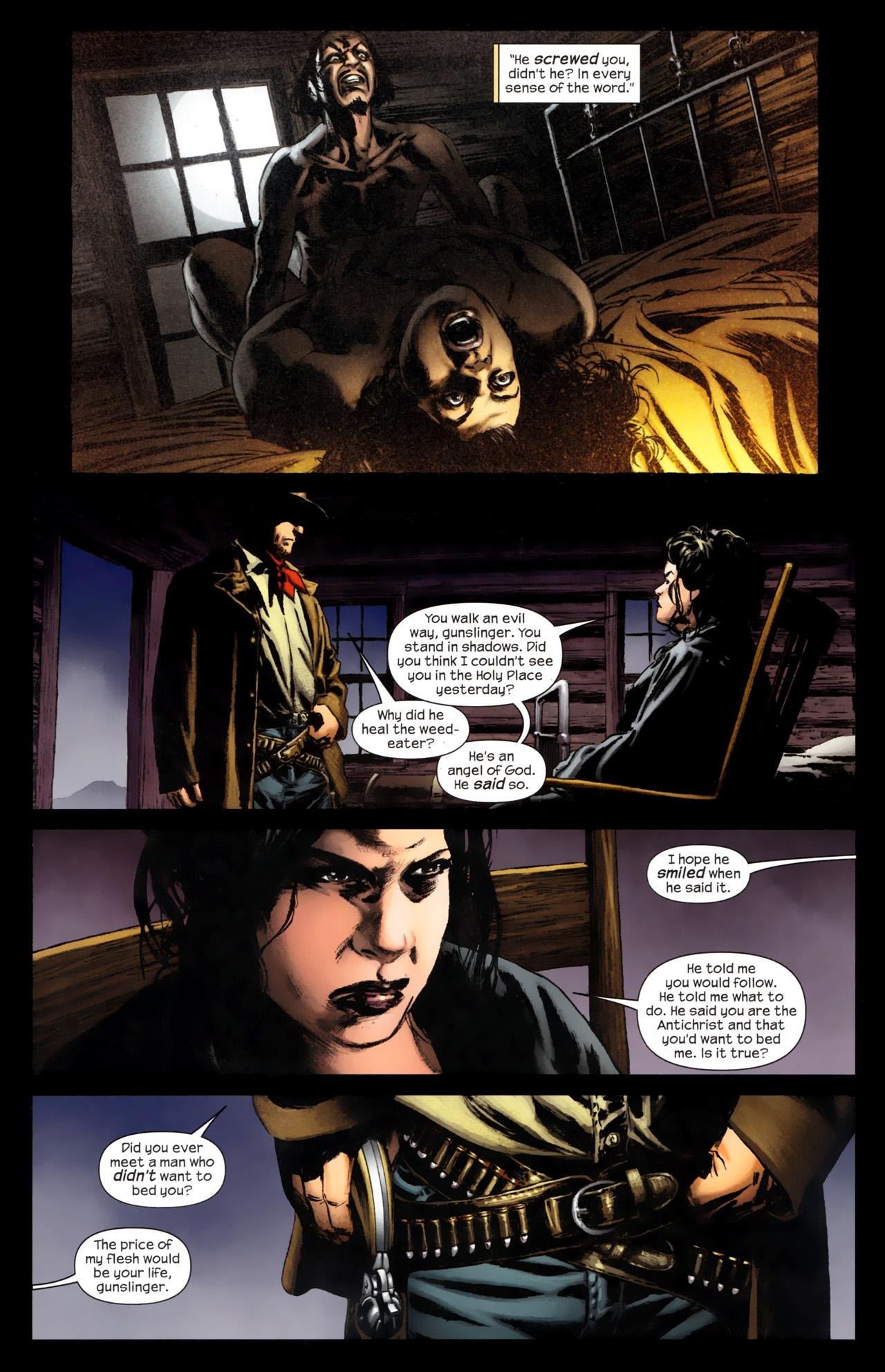 Read online Dark Tower: The Gunslinger - The Battle of Tull comic -  Issue #4 - 14