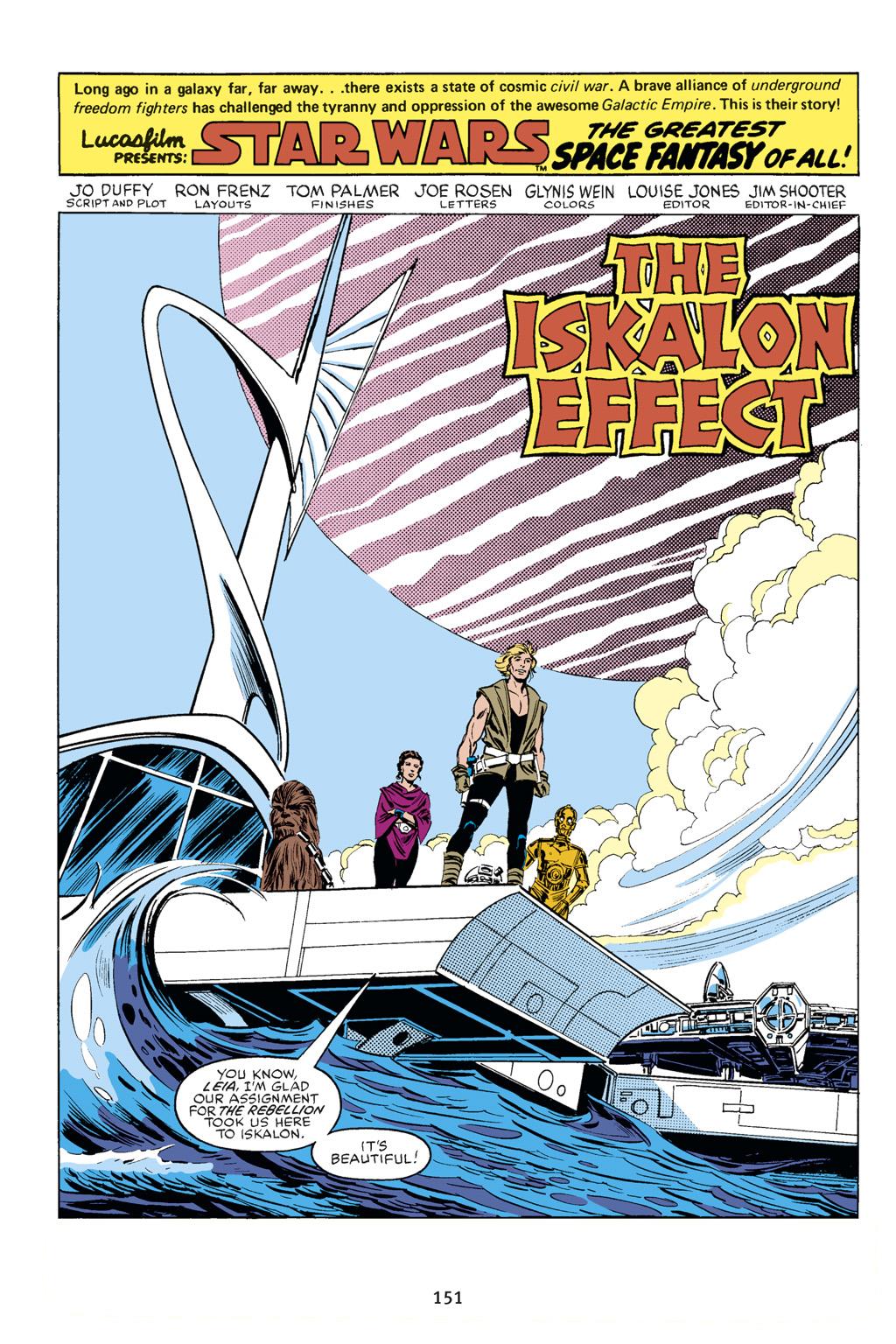 Read online Star Wars Omnibus comic -  Issue # Vol. 18 - 140