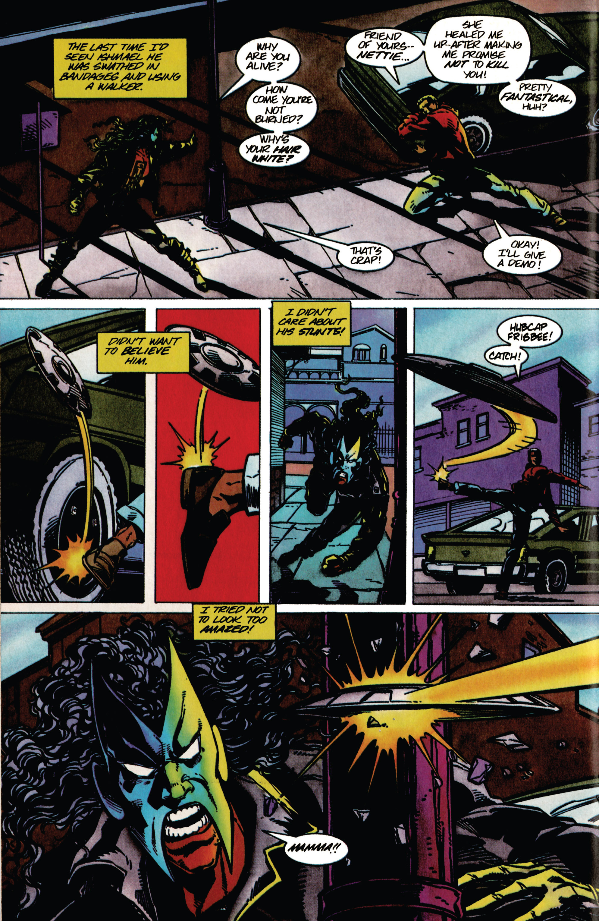 Read online Shadowman (1992) comic -  Issue #39 - 14