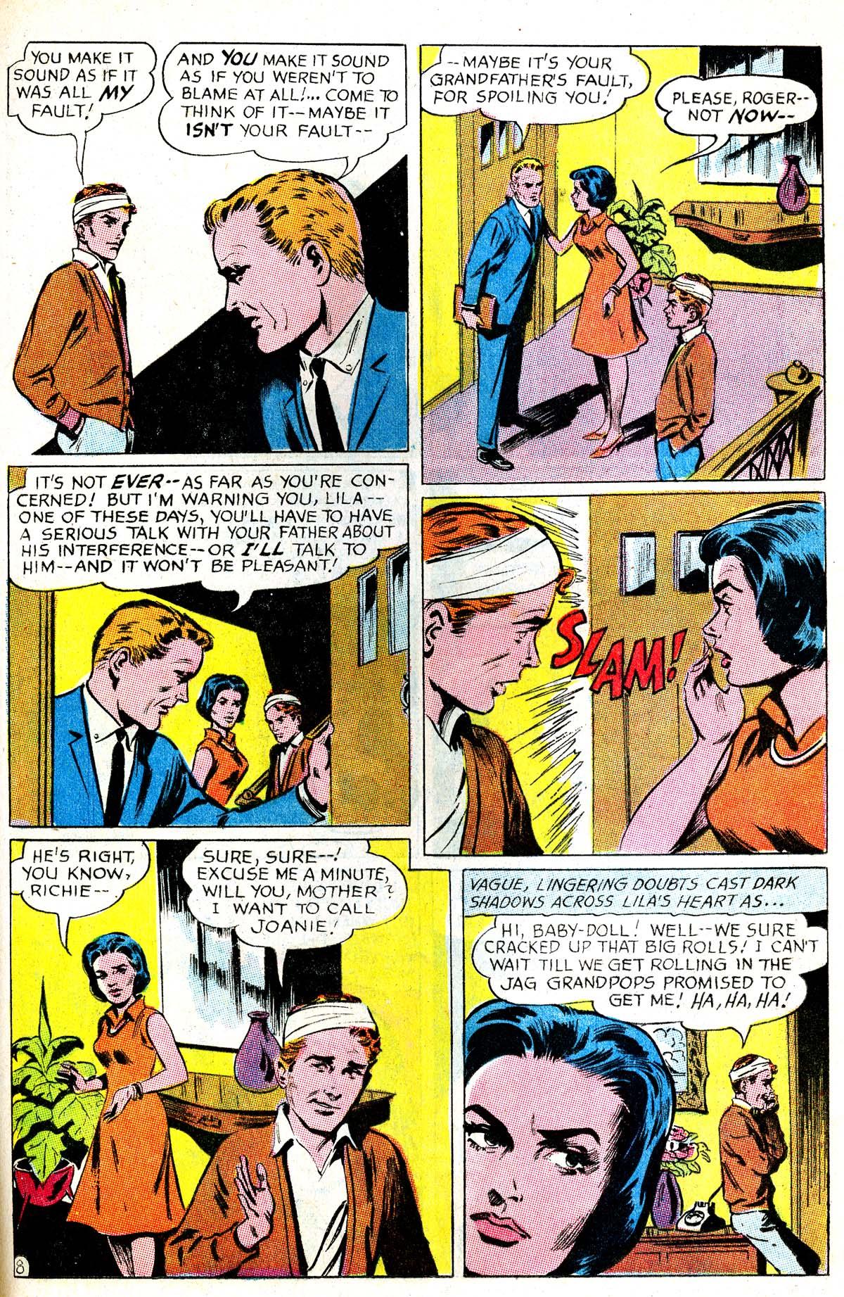 Read online Secret Hearts comic -  Issue #114 - 25