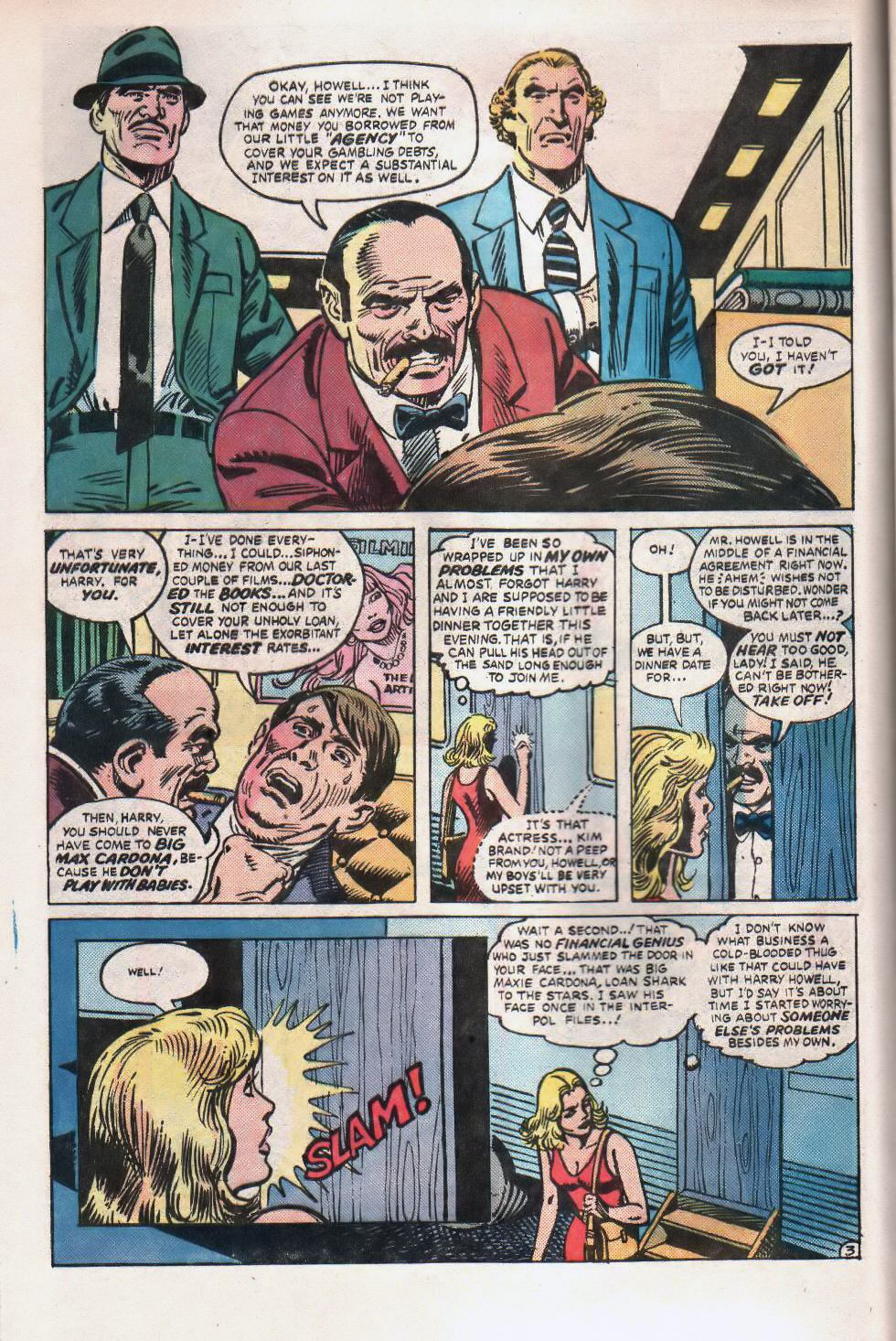Read online The Fly (1983) comic -  Issue #2 - 8