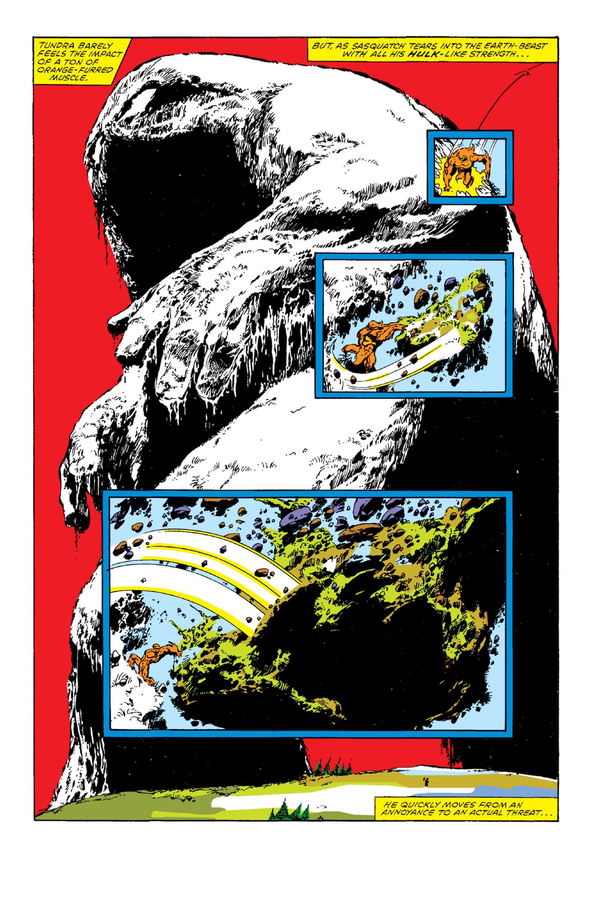 Read online Alpha Flight (1983) comic -  Issue #1 - 32
