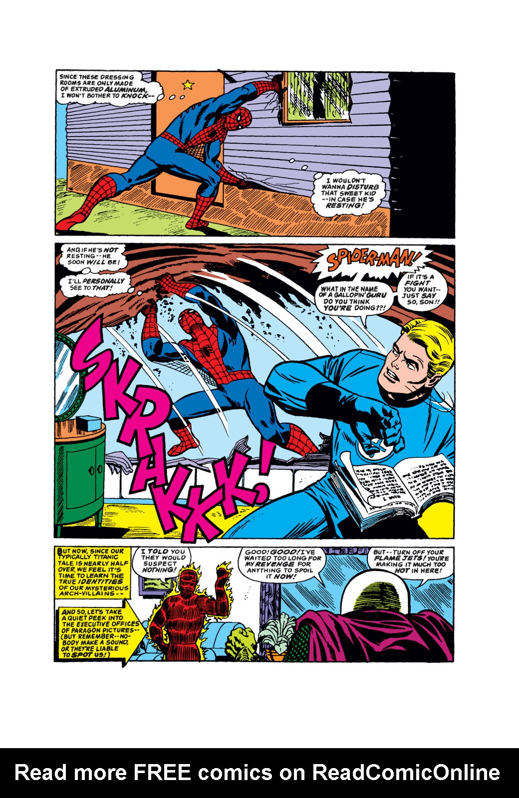 The Amazing Spider-Man (1963) _Annual_4 Page 18