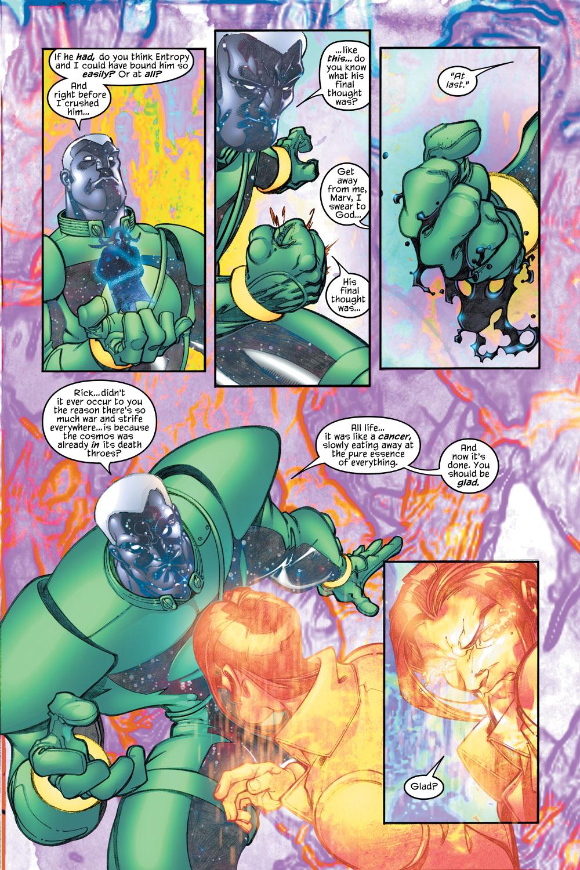 Captain Marvel (2002) Issue #6 #6 - English 5