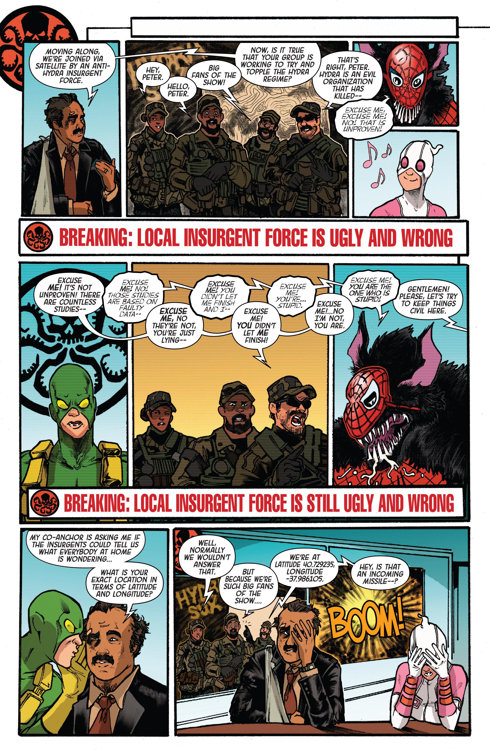 Read online Secret Empire: Brave New World comic -  Issue #1 - 20