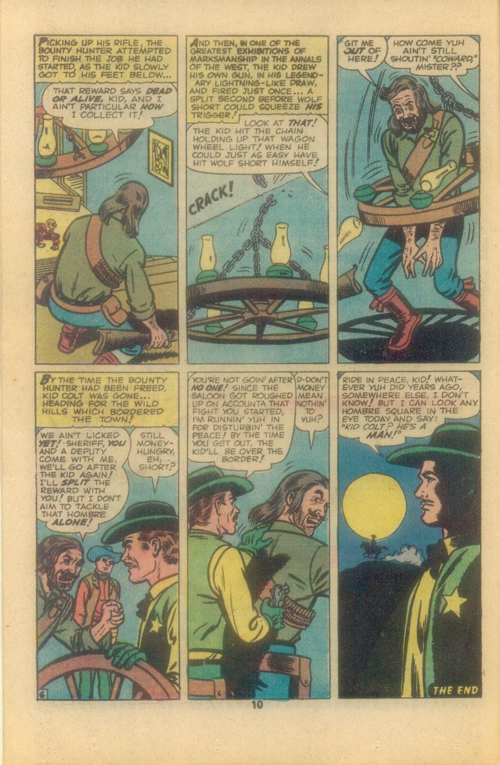 Kid Colt Outlaw issue 209 - Page 12
