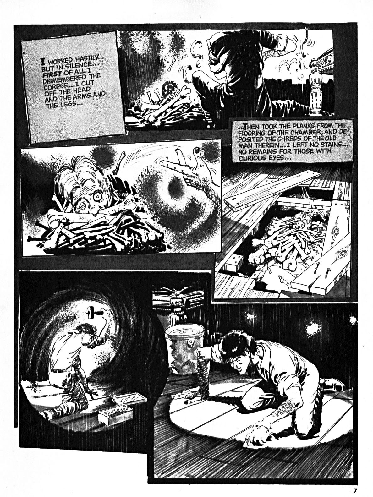 Scream (1973) issue 8 - Page 7