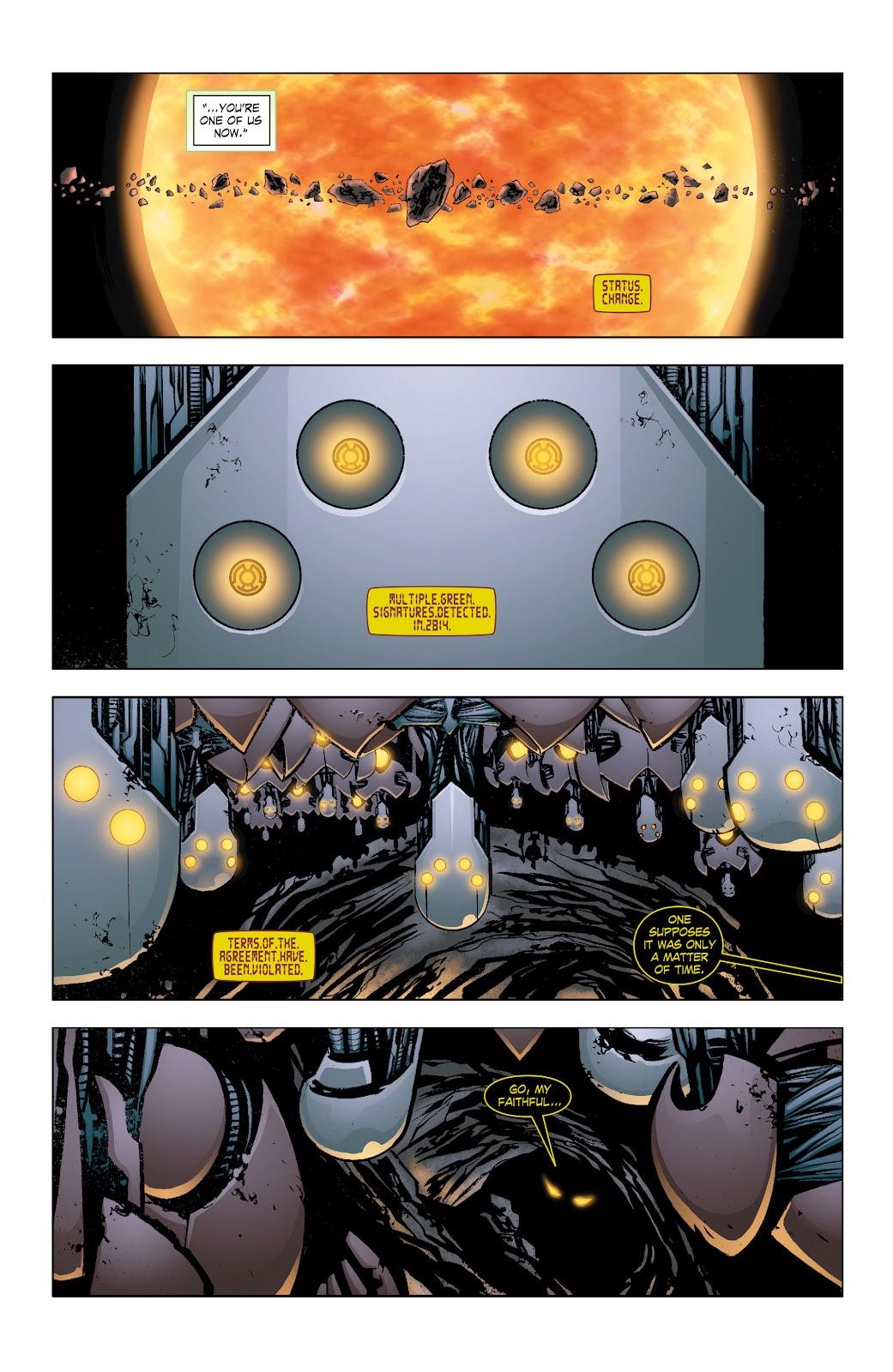 Read online Smallville Season 11 [II] comic -  Issue # TPB 7 - 34