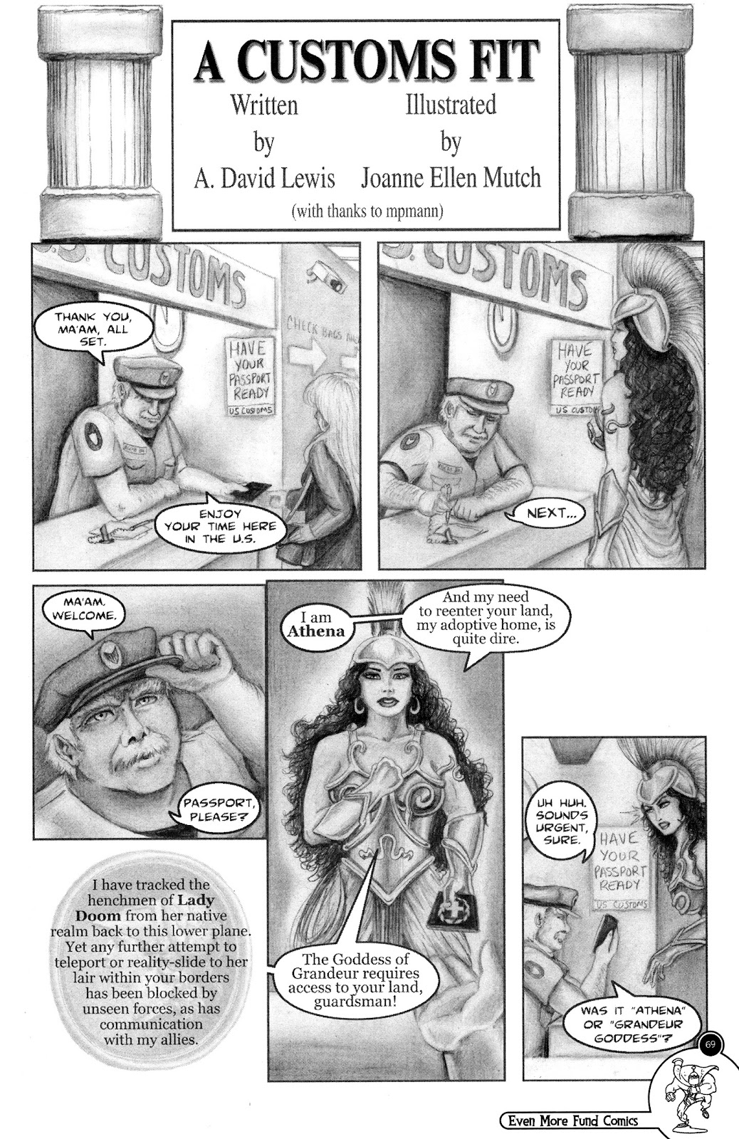 Read online Even More Fund Comics comic -  Issue # TPB (Part 1) - 69