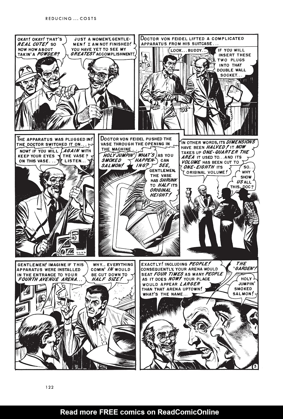 Read online The Martian Monster and Other Stories comic -  Issue # TPB (Part 2) - 37