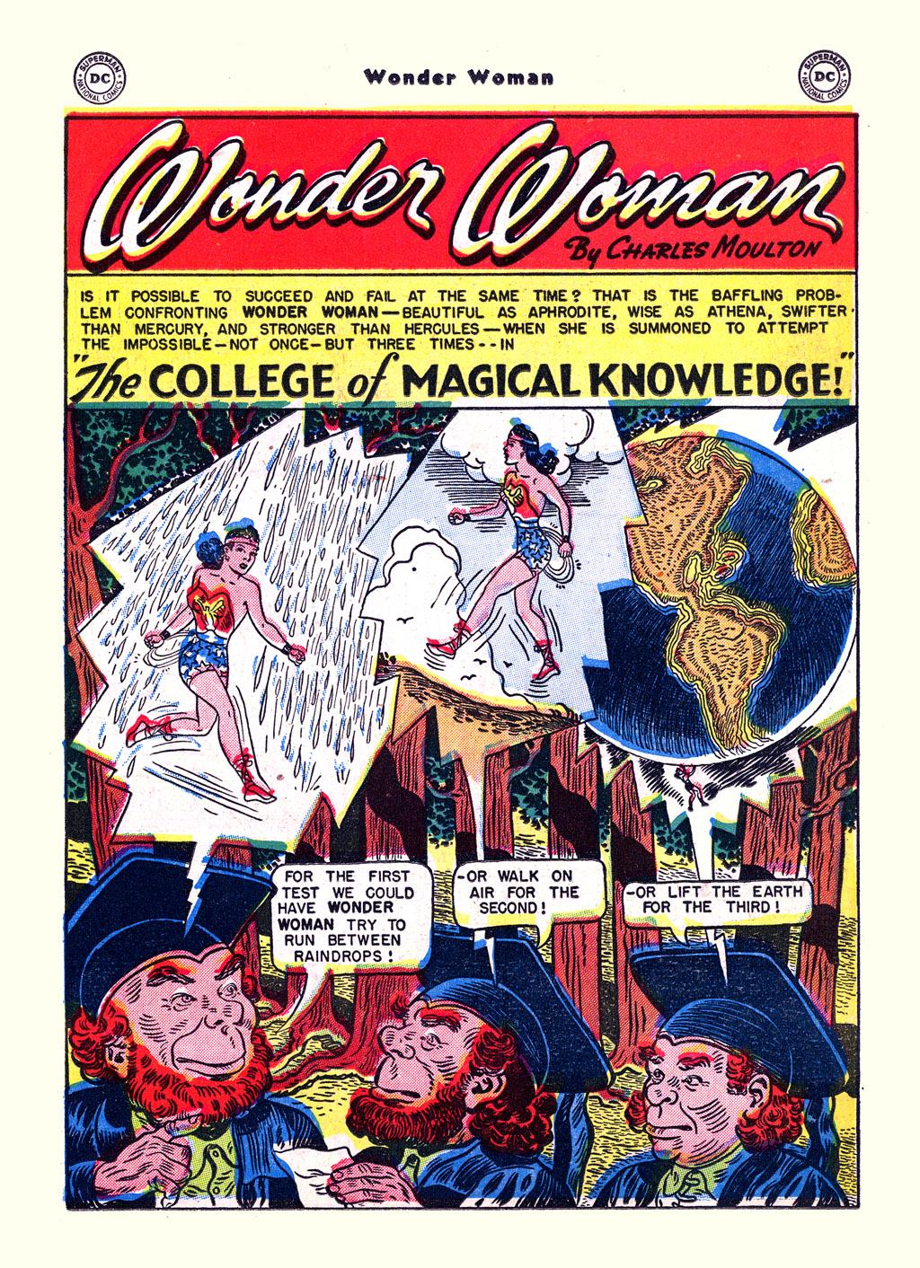 Read online Wonder Woman (1942) comic -  Issue #59 - 15