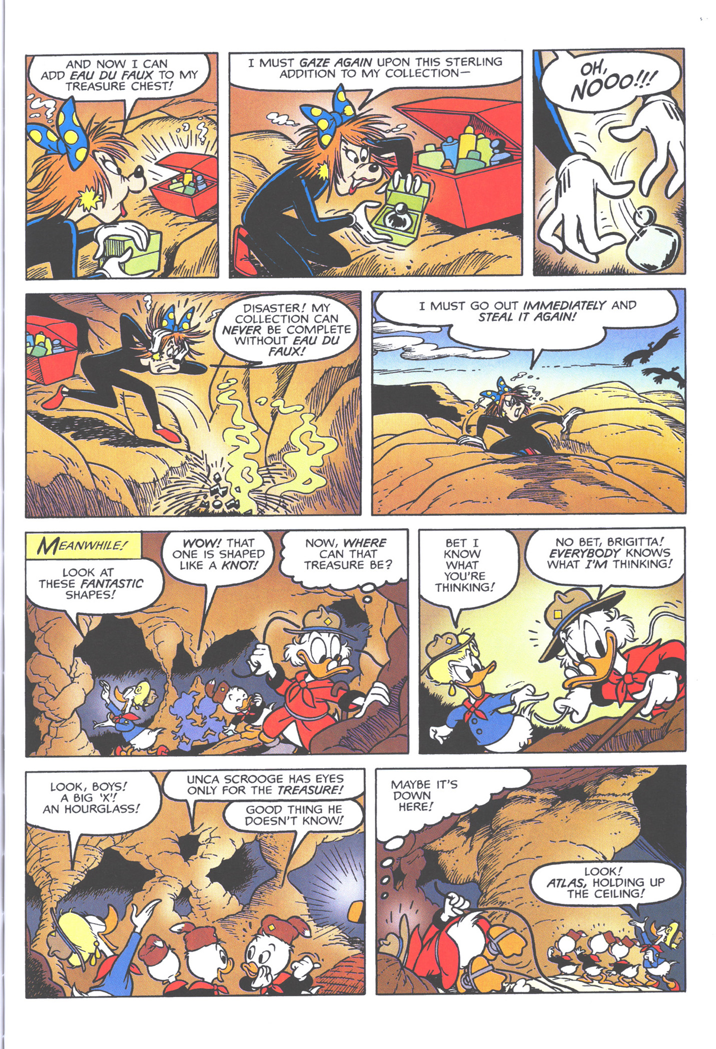 Read online Uncle Scrooge (1953) comic -  Issue #362 - 59