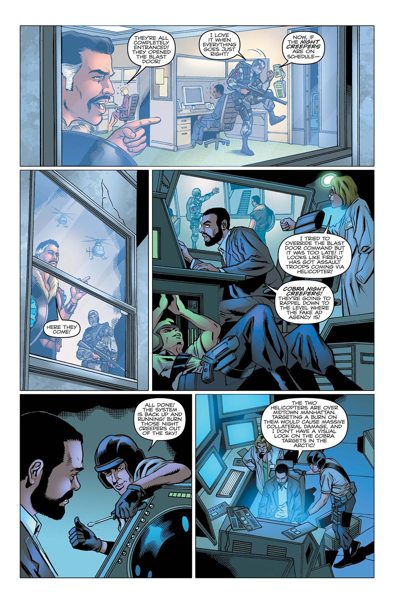 G.I. Joe: A Real American Hero 168 Page 23