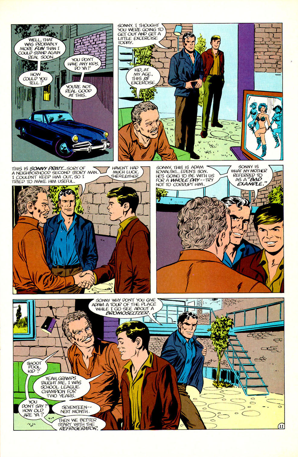 Jon Sable, Freelance issue 51 - Page 13