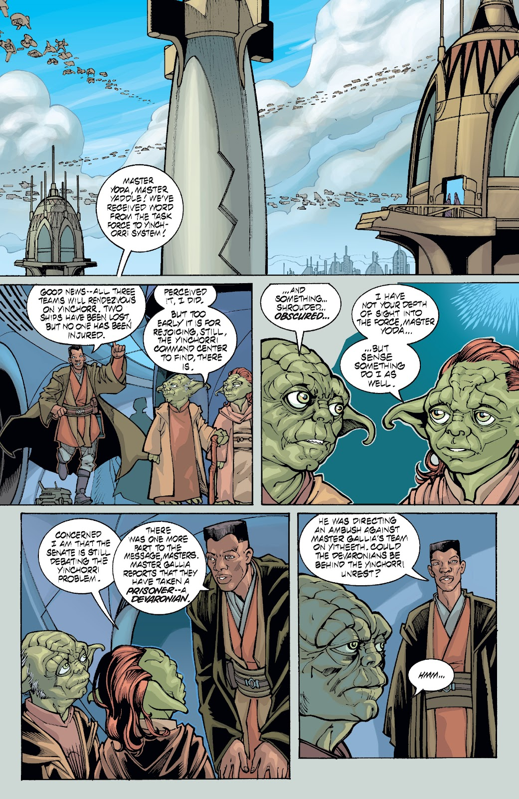 Read online Star Wars Legends: Rise of the Sith - Epic Collection comic -  Issue # TPB 1 (Part 5) - 25