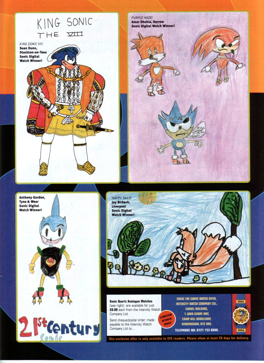 Read online Sonic the Comic comic -  Issue #178 - 10