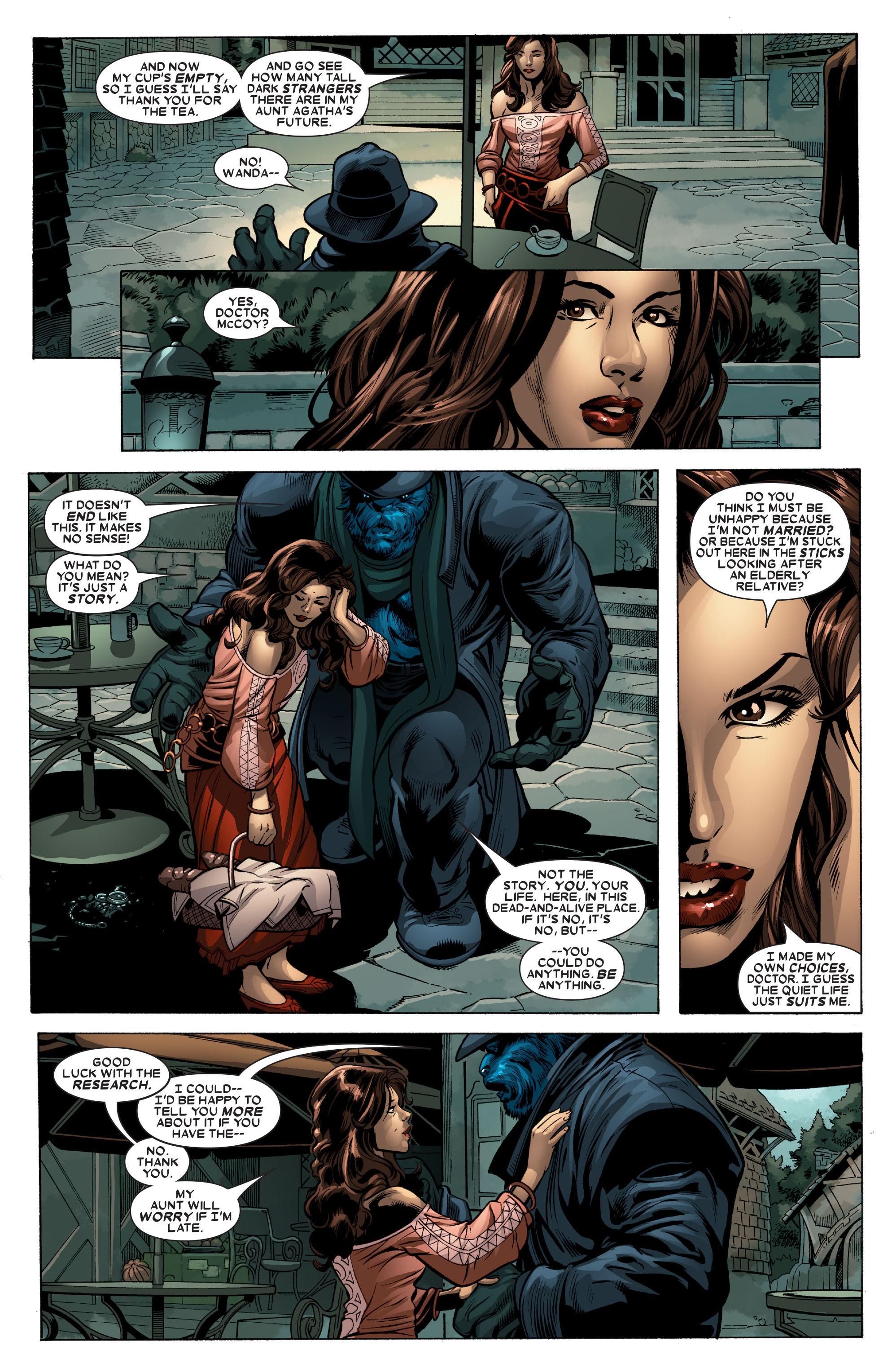 X-Men (1991) 204 Page 35