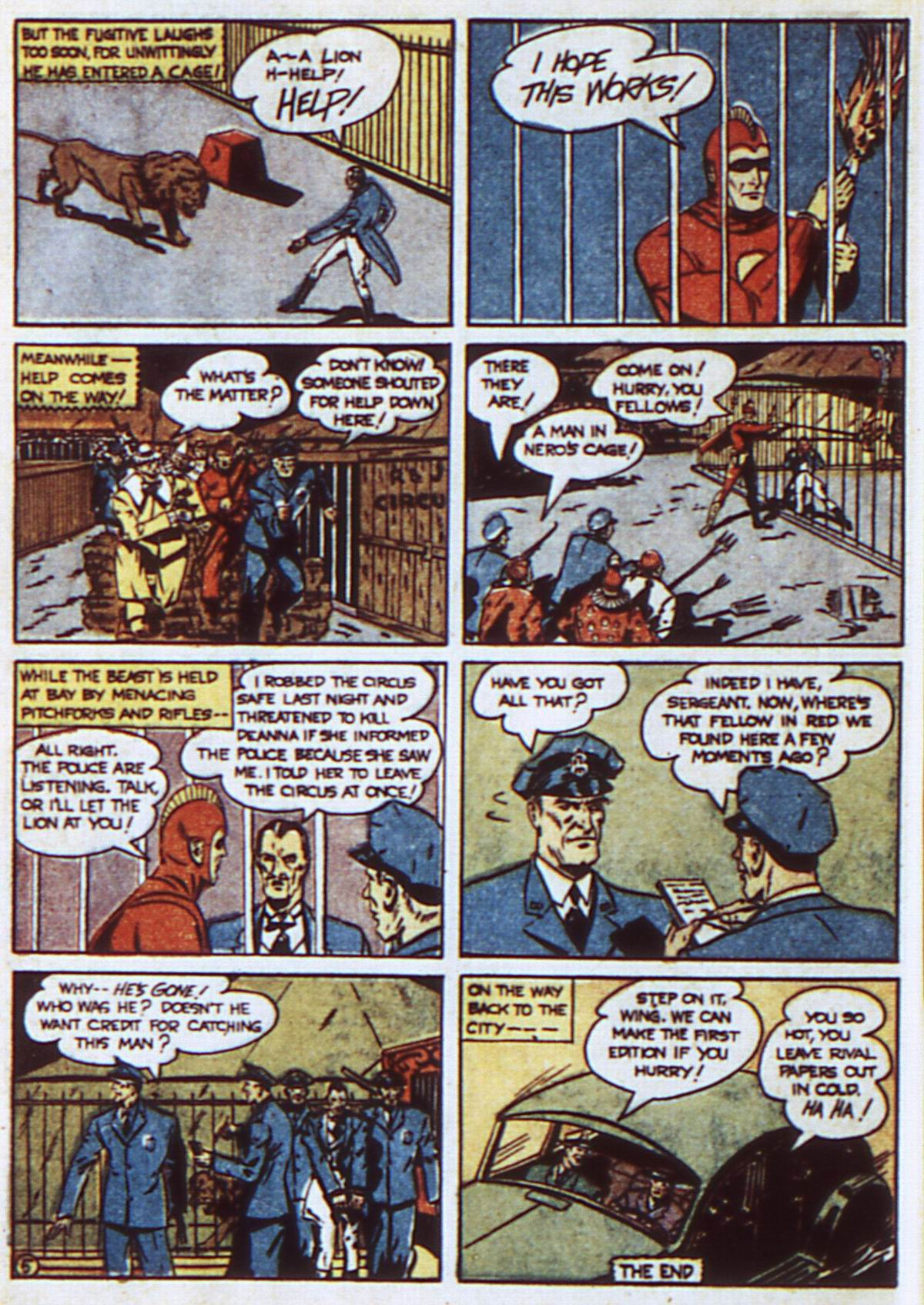 Read online Detective Comics (1937) comic -  Issue #52 - 28