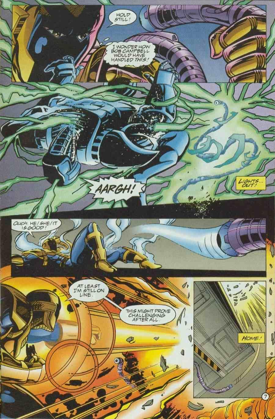 Read online Ultraverse Premiere comic -  Issue #6 - 27