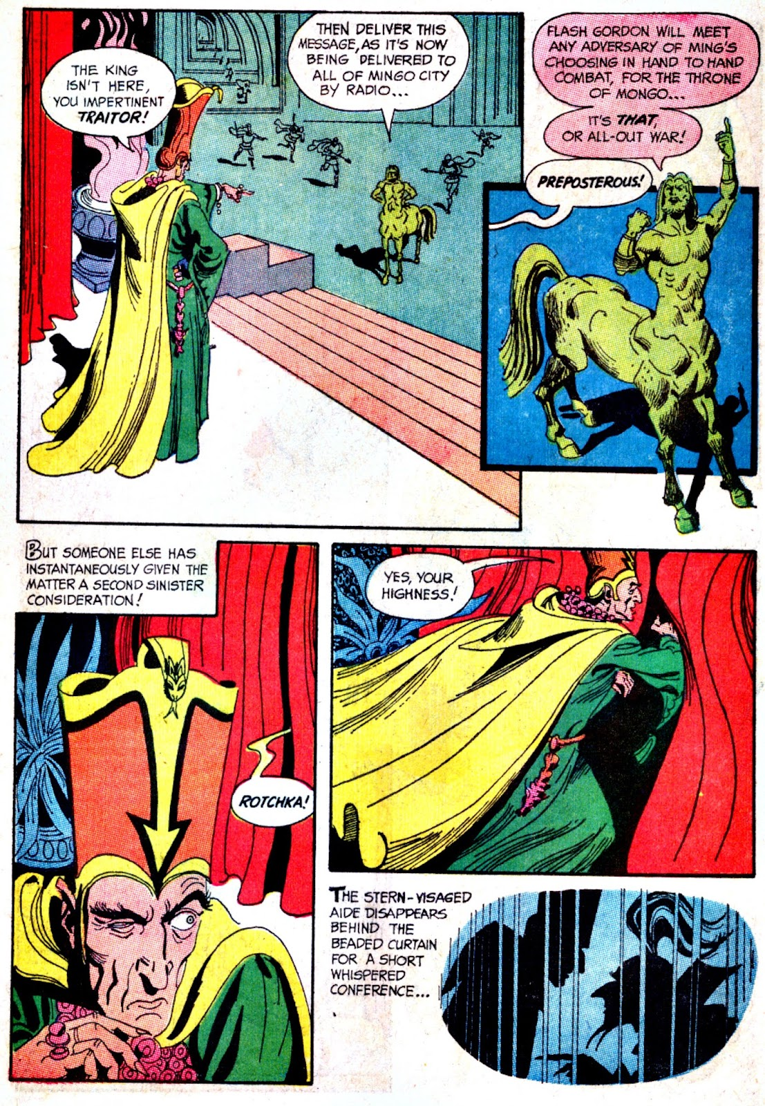 Flash Gordon (1966) issue 3 - Page 24