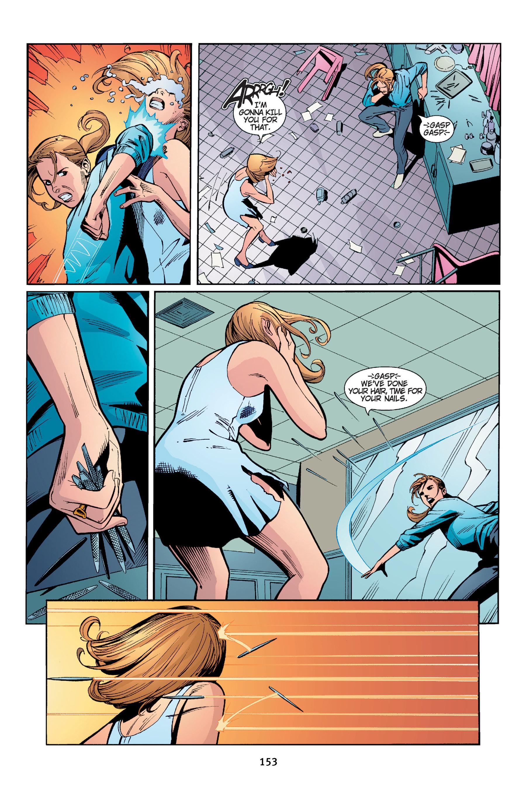 Read online Buffy the Vampire Slayer: Omnibus comic -  Issue # TPB 4 - 154