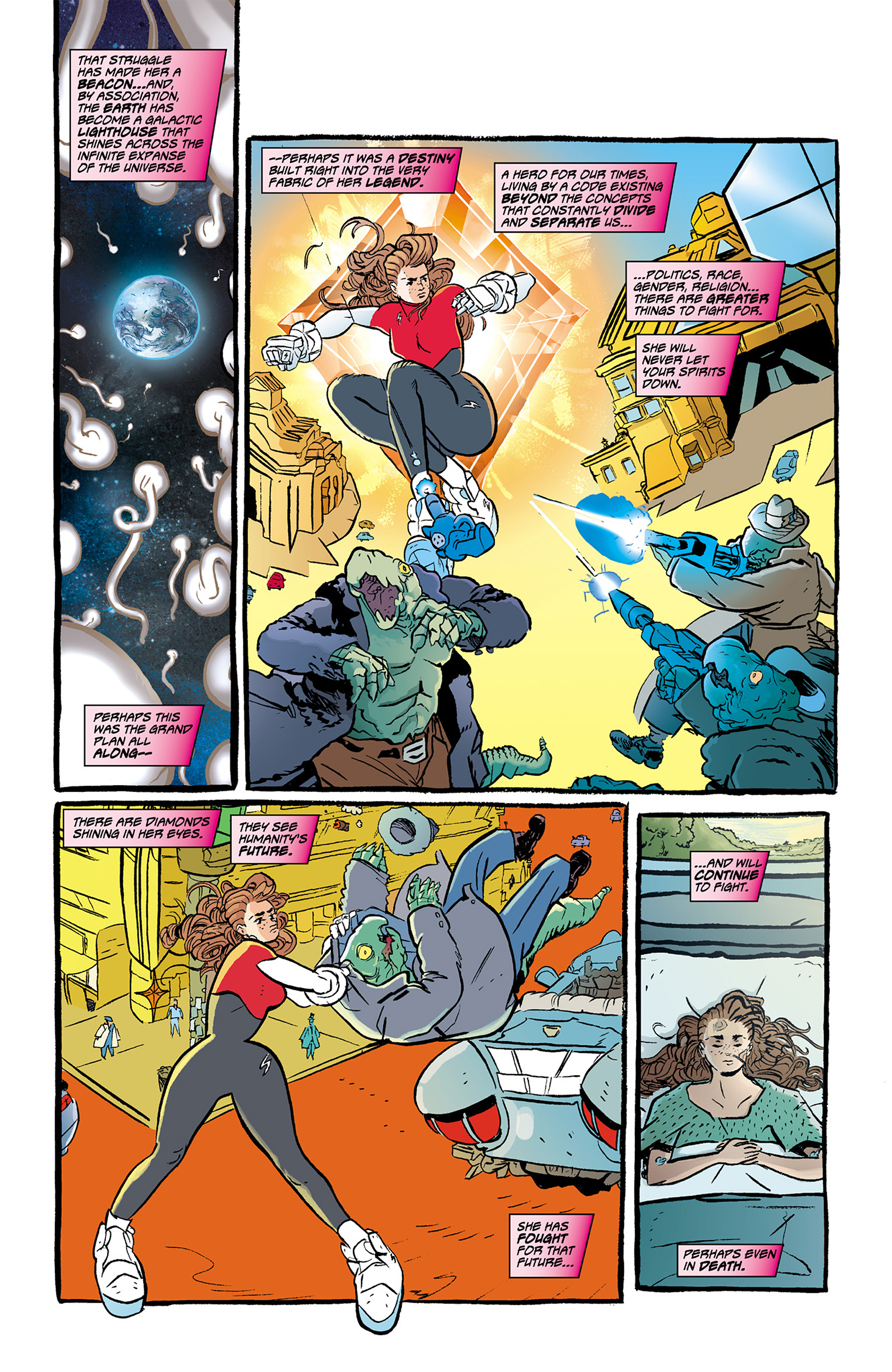 Read online Catalyst Comix comic -  Issue #2 - 20