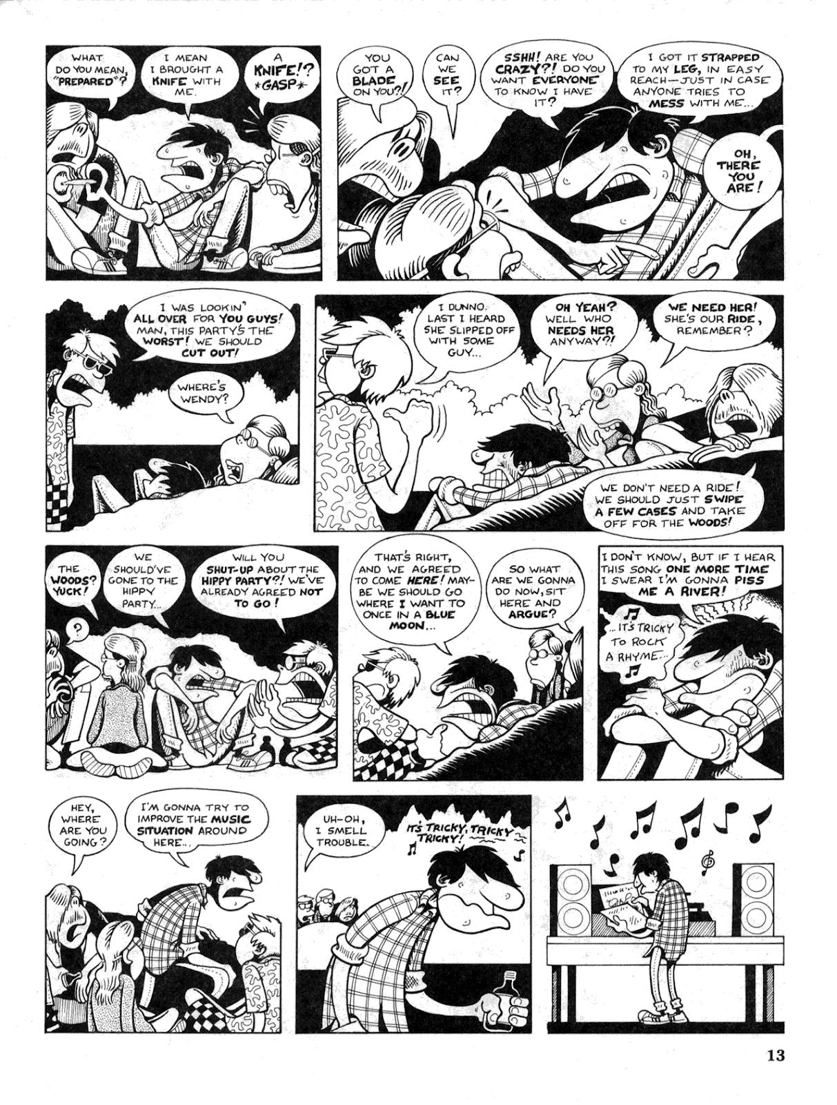 Read online Neat Stuff comic -  Issue #9 - 15