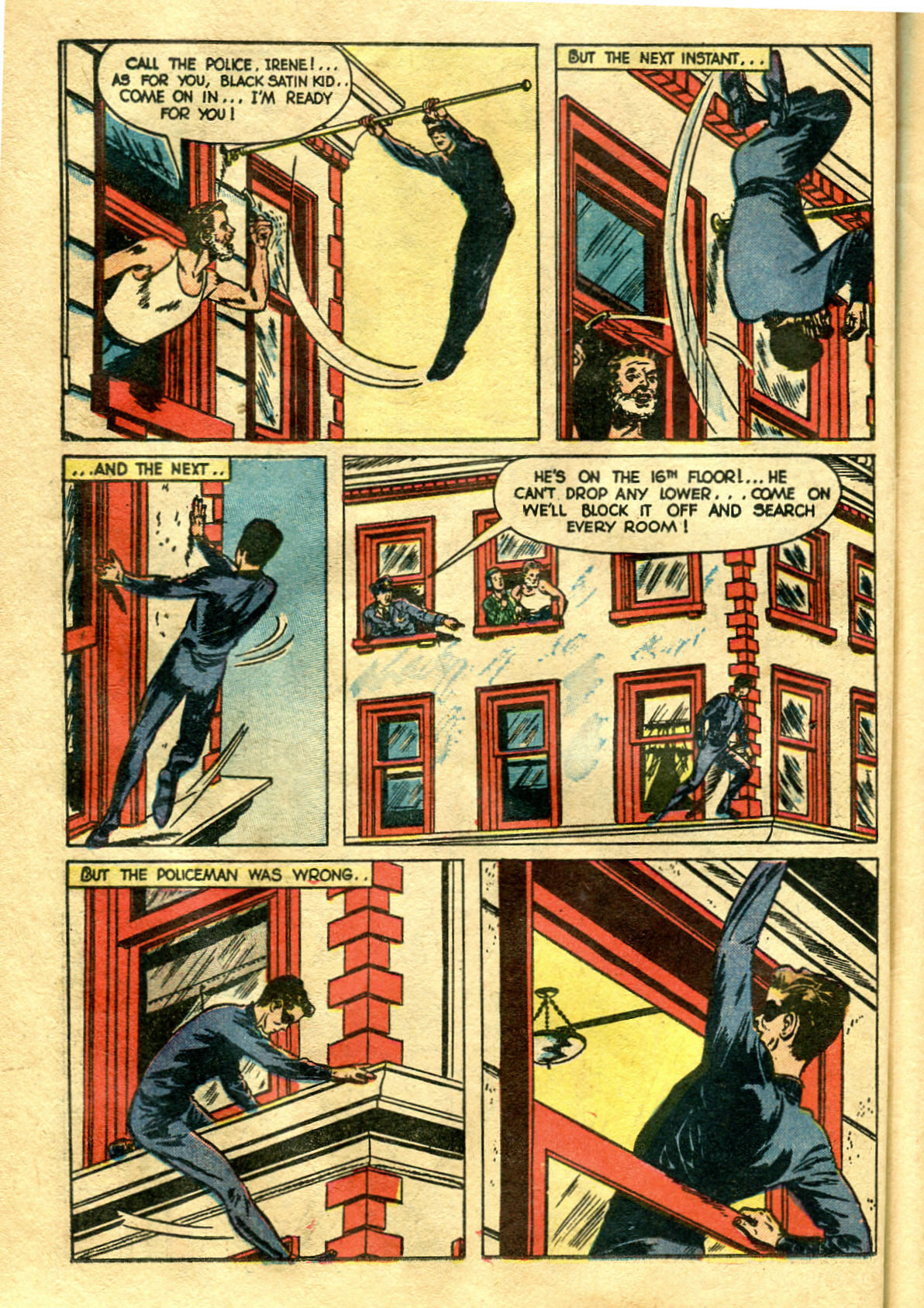 Read online Shadow Comics comic -  Issue #99 - 40