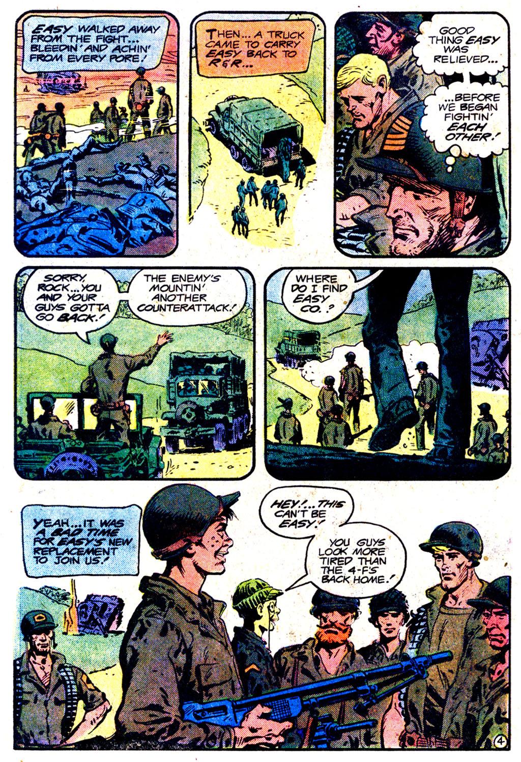 Read online Sgt. Rock comic -  Issue #349 - 4