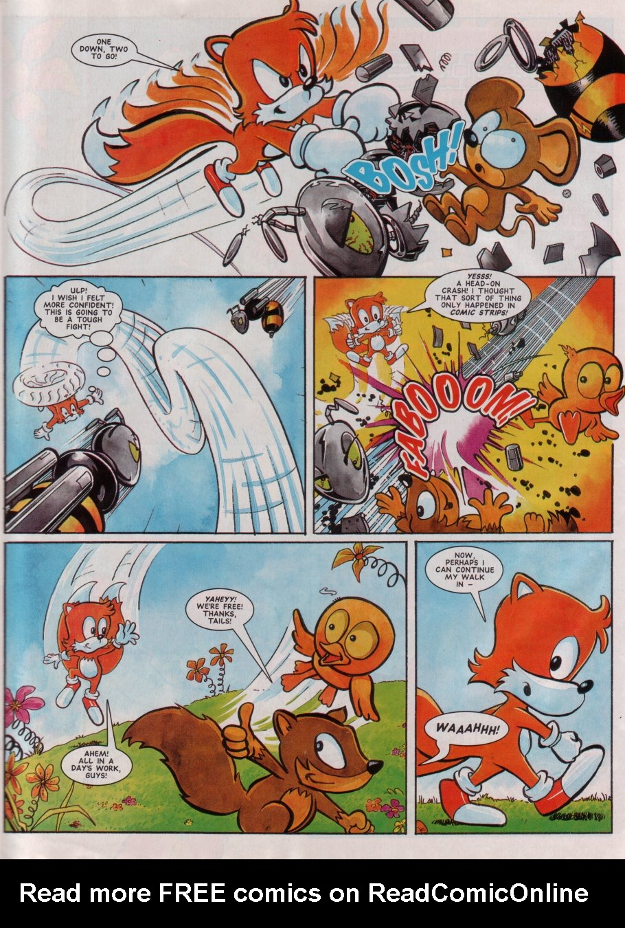 Read online Sonic the Comic comic -  Issue #73 - 27