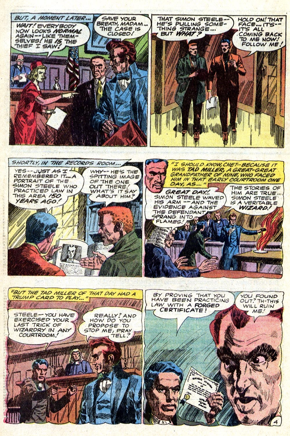 The Witching Hour (1969) issue 17 - Page 23