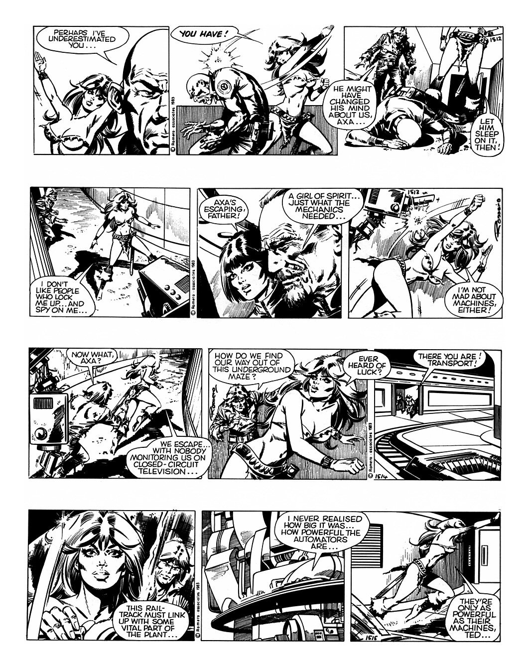 Axa issue 7 - Page 23