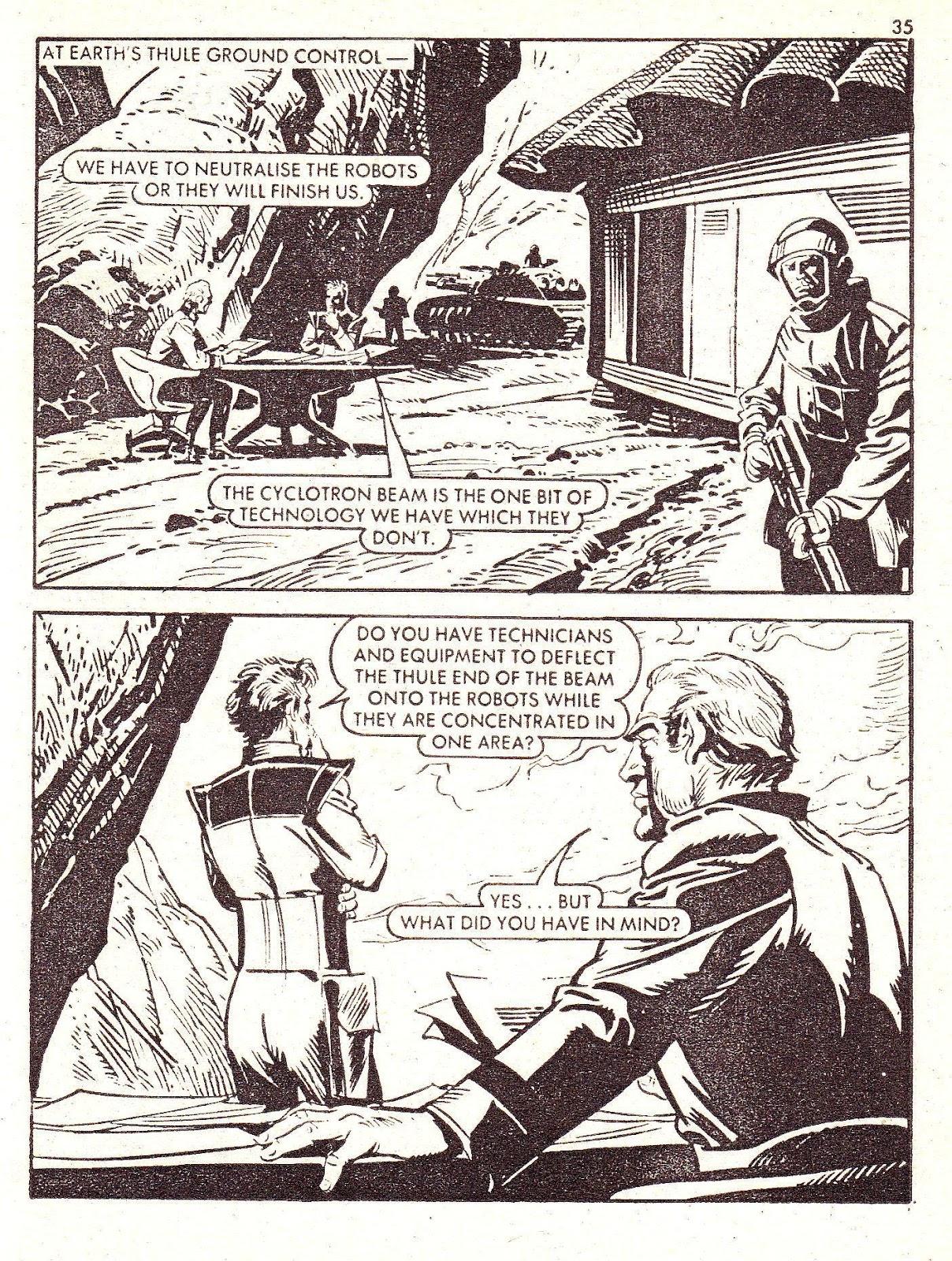Starblazer issue 72 - Page 35