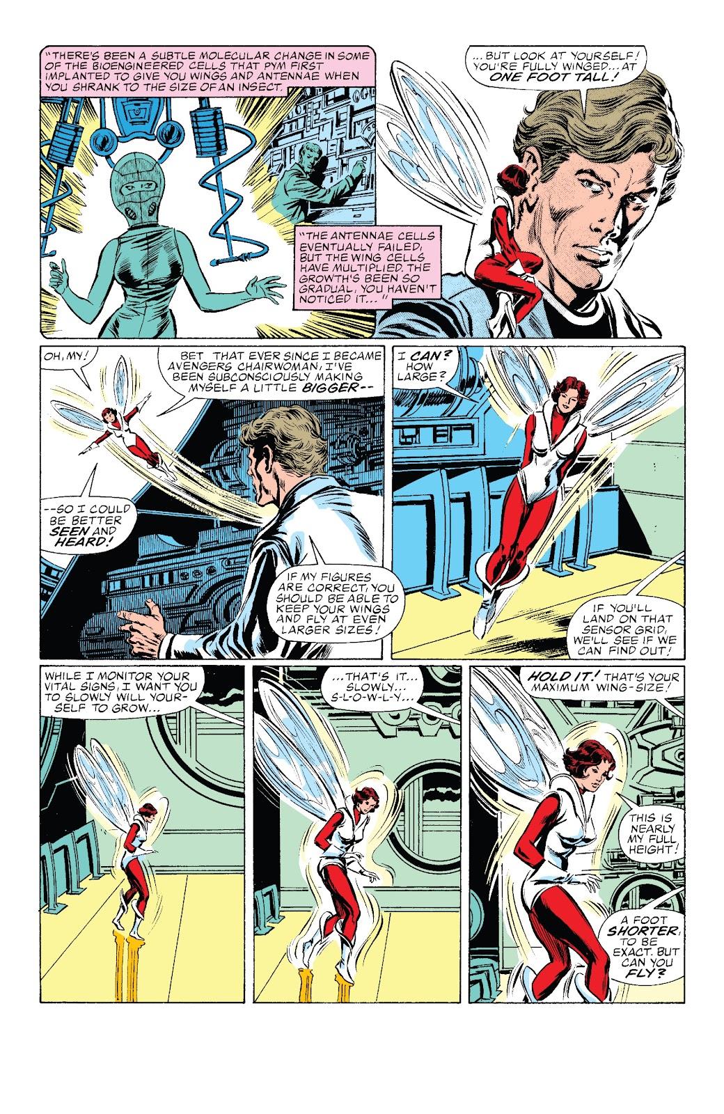 Read online Marvel Tales: Avengers comic -  Issue # Full - 51