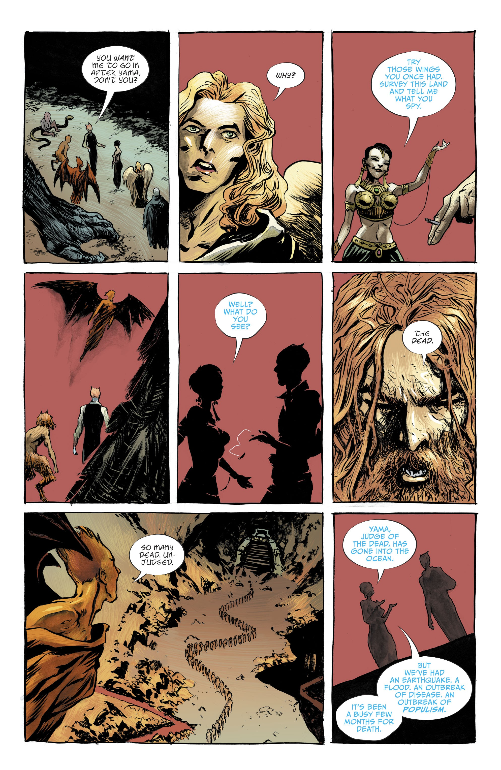 Read online Lucifer (2018) comic -  Issue #10 - 20