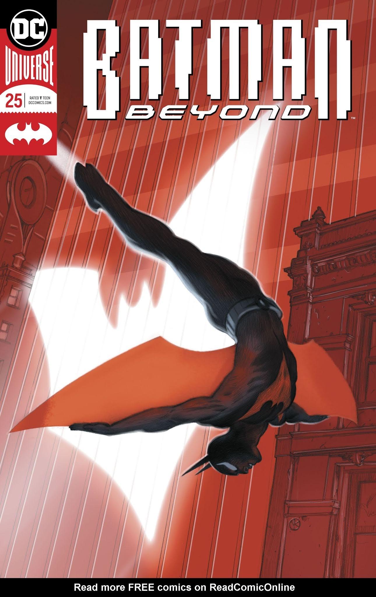Batman Beyond (2016) 25 Page 1