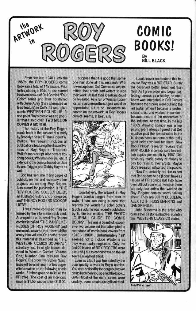 Read online Roy Rogers comic -  Issue #5 - 21