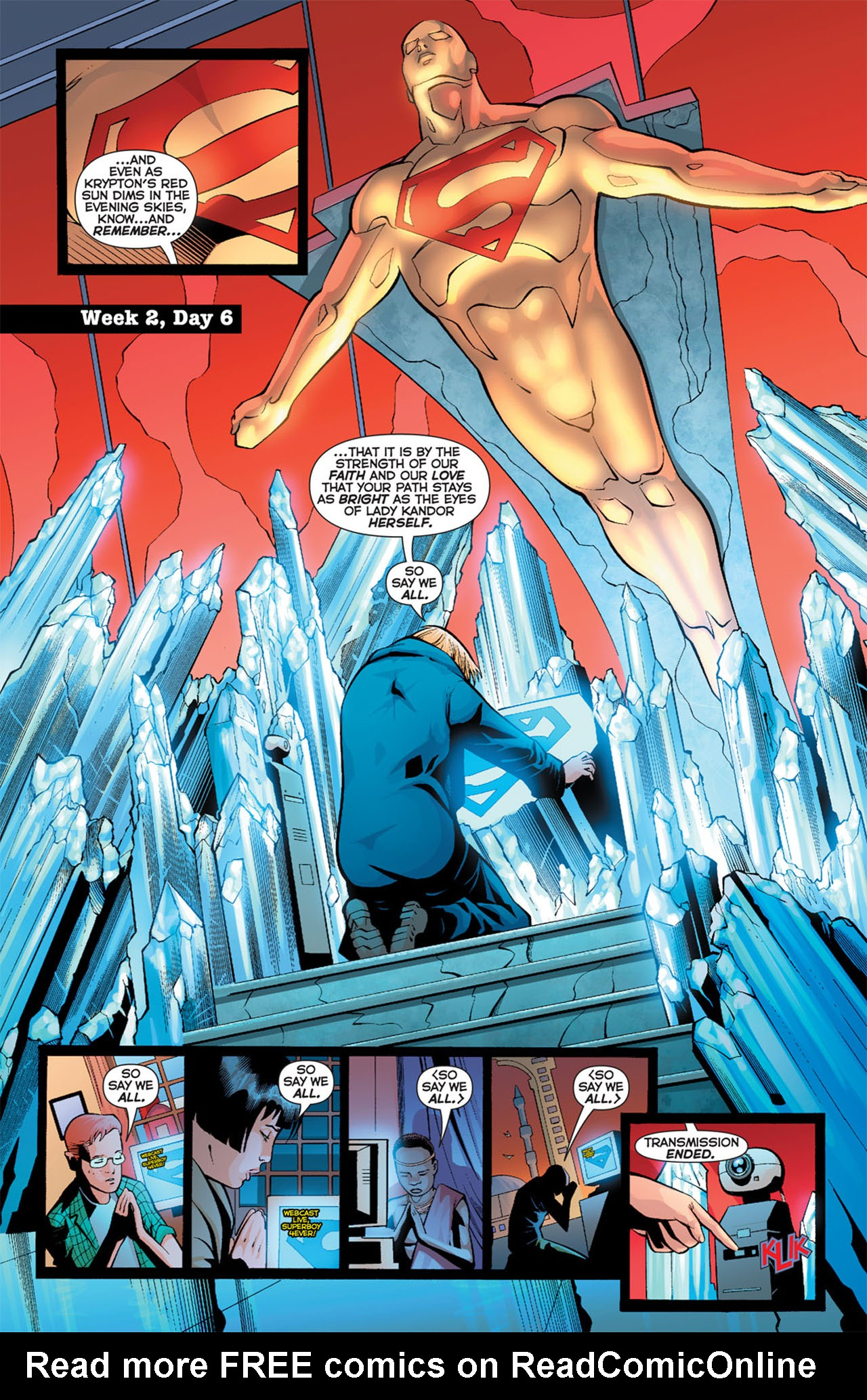 Read online 52 comic -  Issue #2 - 20