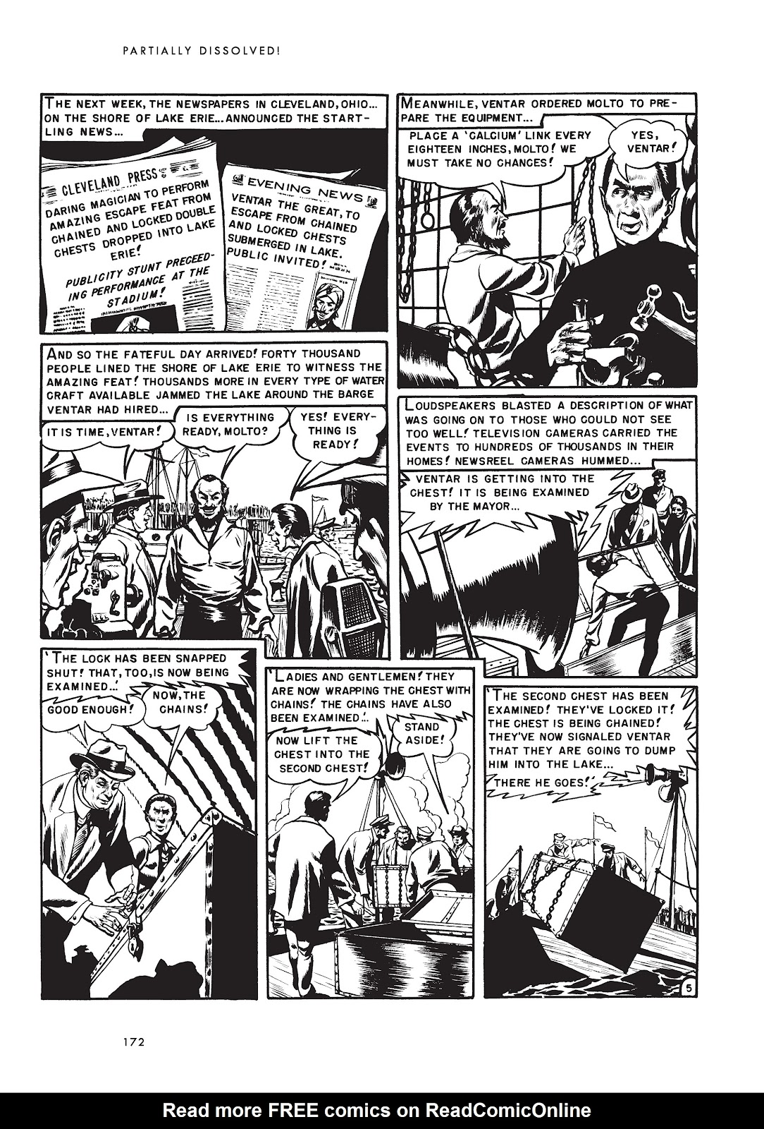Read online Doctor of Horror and Other Stories comic -  Issue # TPB (Part 2) - 88