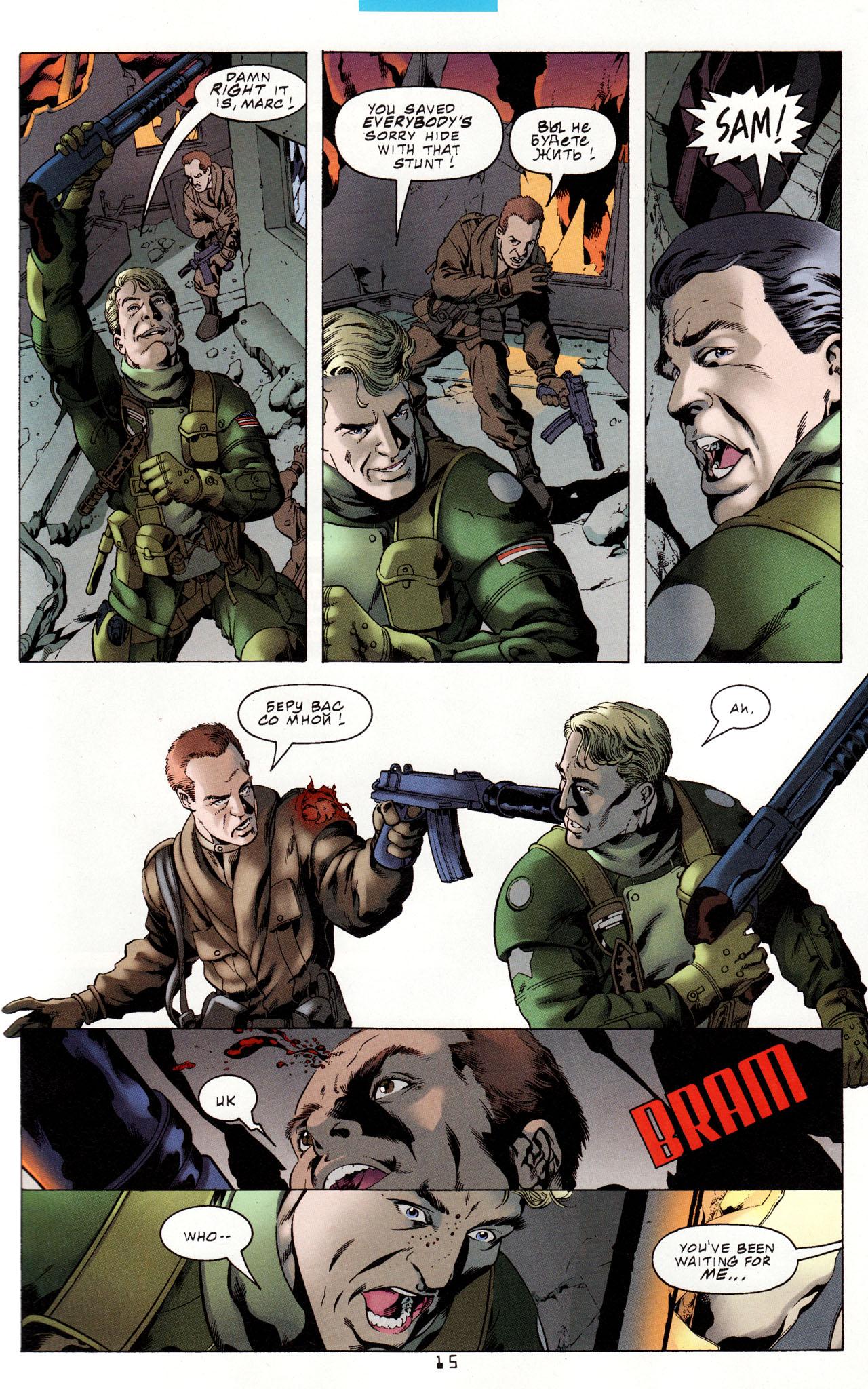 Read online Tangent Comics/ Metal Men comic -  Issue # Full - 14