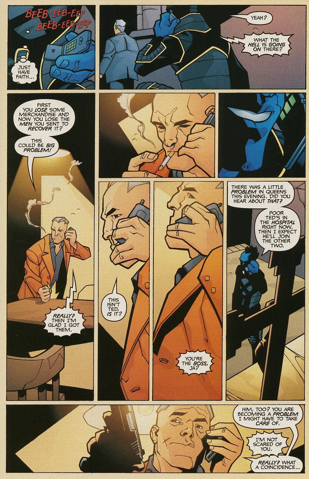 Read online Nightcrawler (2002) comic -  Issue #2 - 23