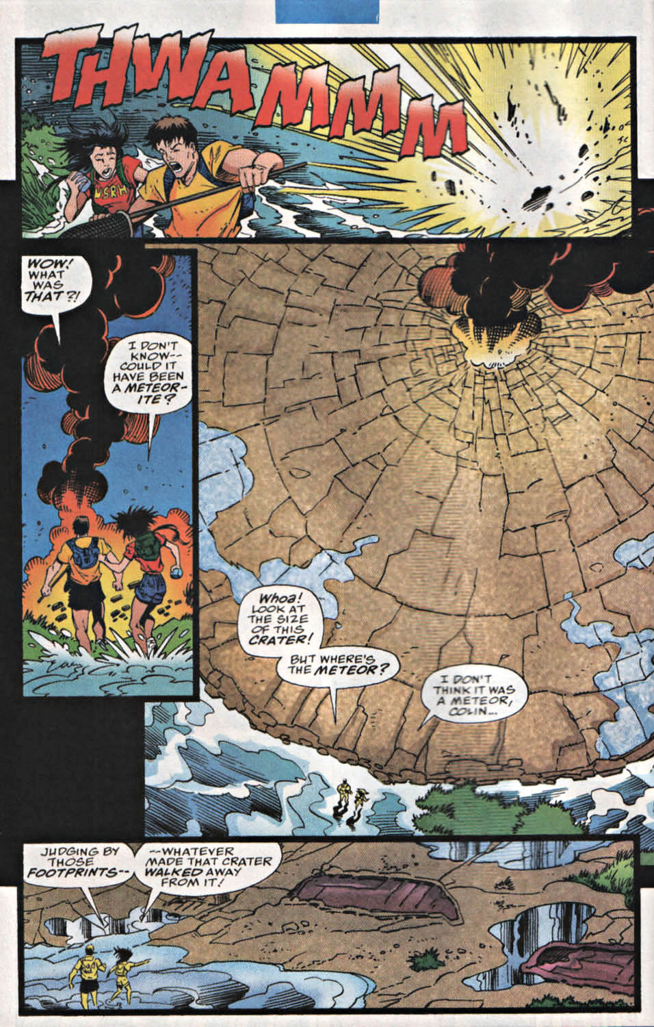 Wild Thing (1999) issue 5 - Page 5
