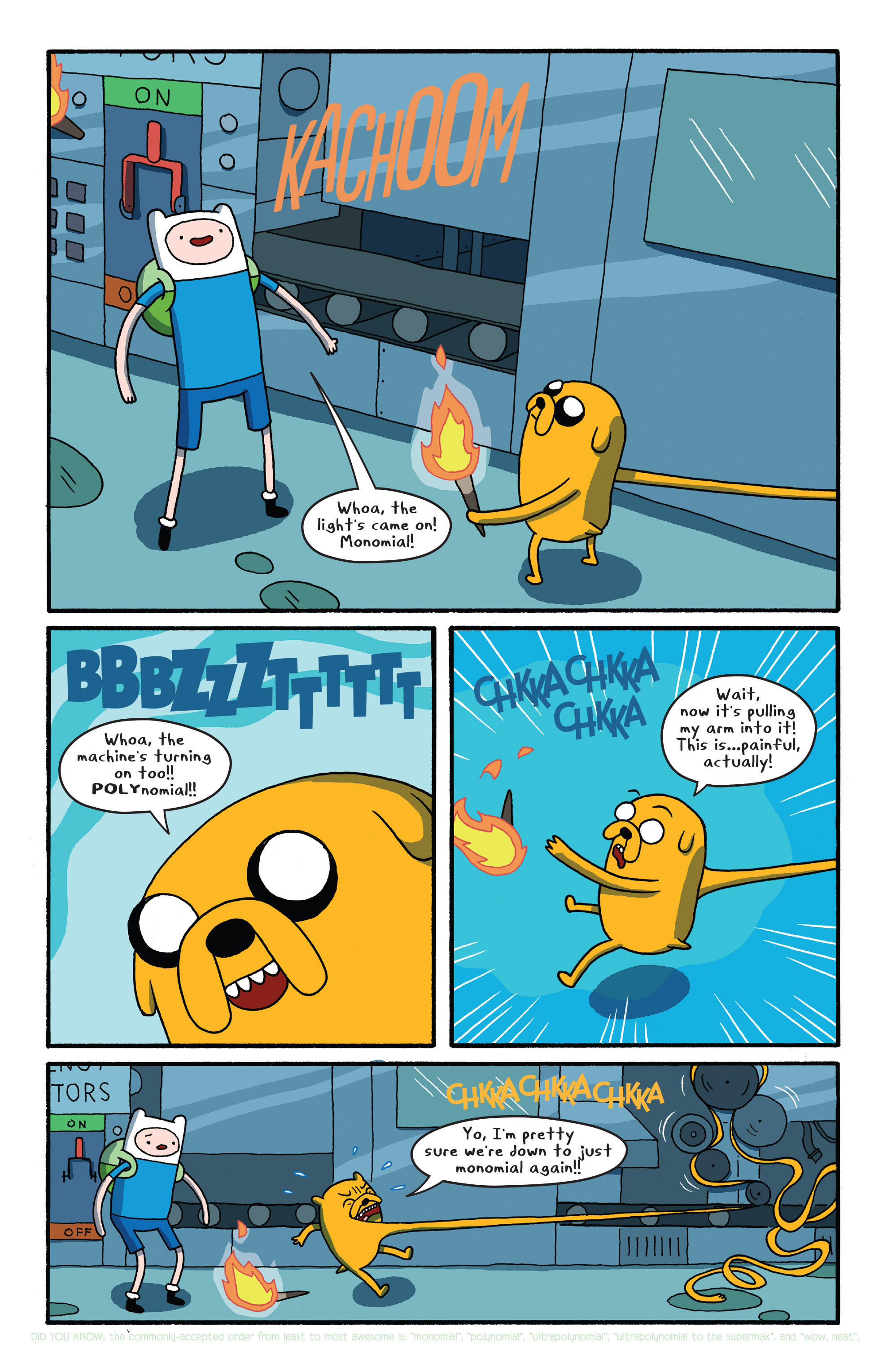 Read online Adventure Time comic -  Issue #26 - 11