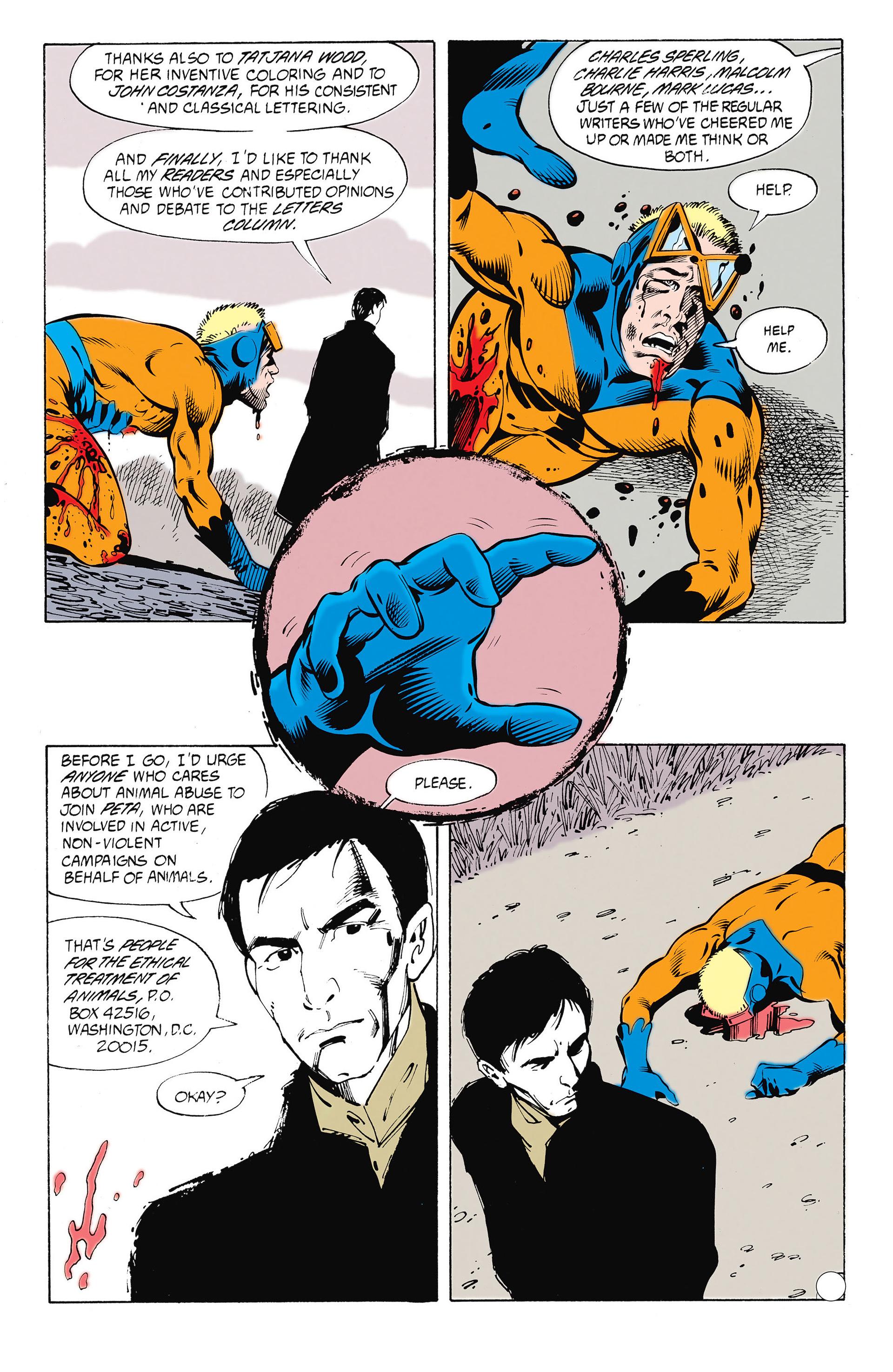 Read online Animal Man (1988) comic -  Issue #26 - 18