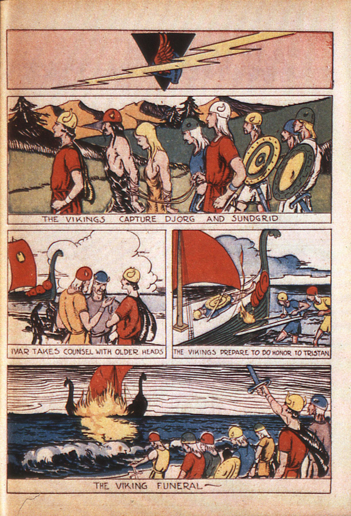 Read online Adventure Comics (1938) comic -  Issue #8 - 60